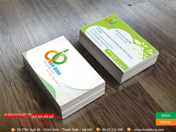 In Card visit đẹp - 12