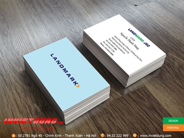 In Card visit đẹp - 46