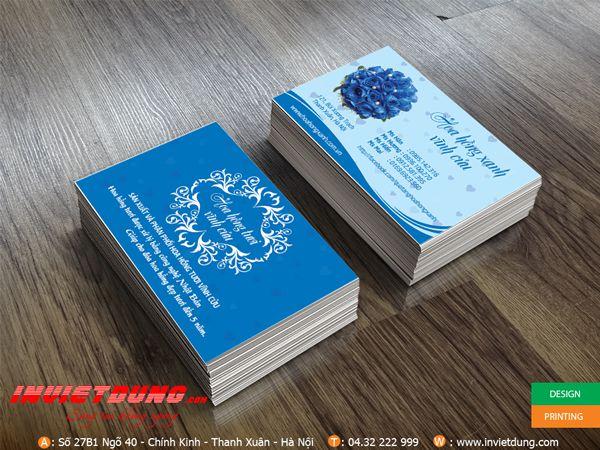 mẫu card visit đẹp 3